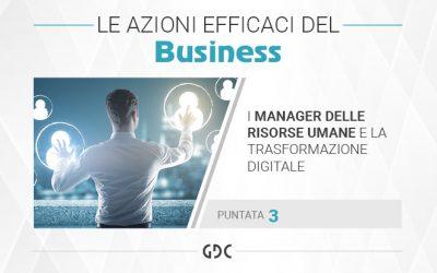 I manager delle Risorse Umane e la trasformazione digitale