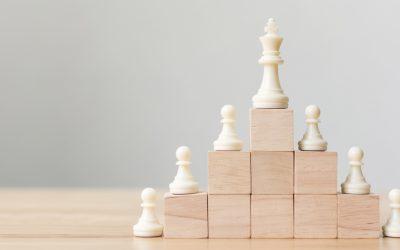 Tre mosse per conquistare la leadership