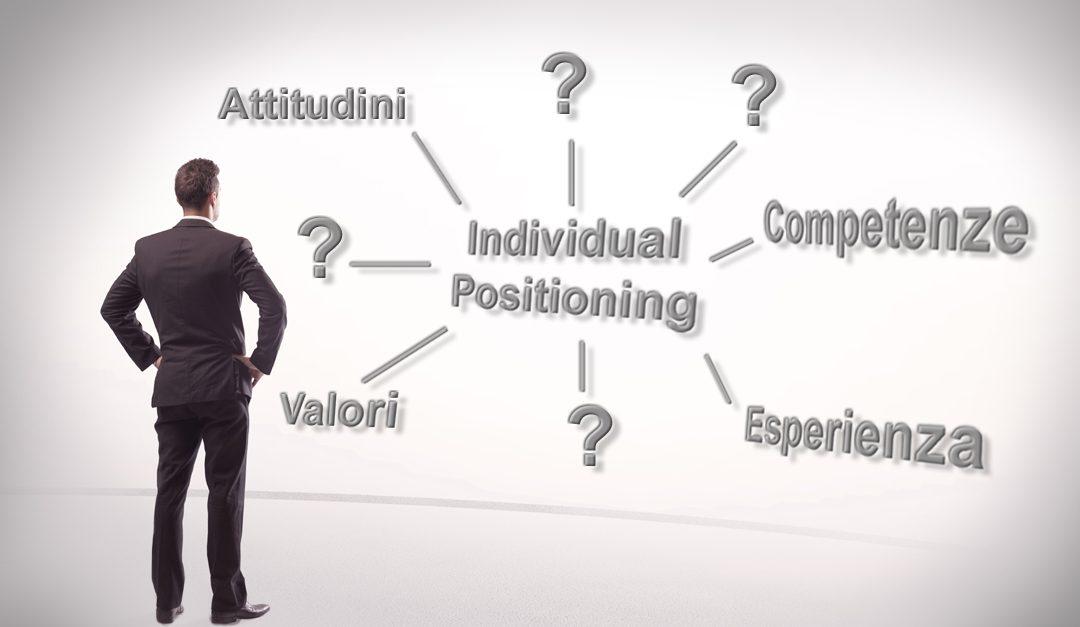 """Come facciamo """"individual positioning""""?"""