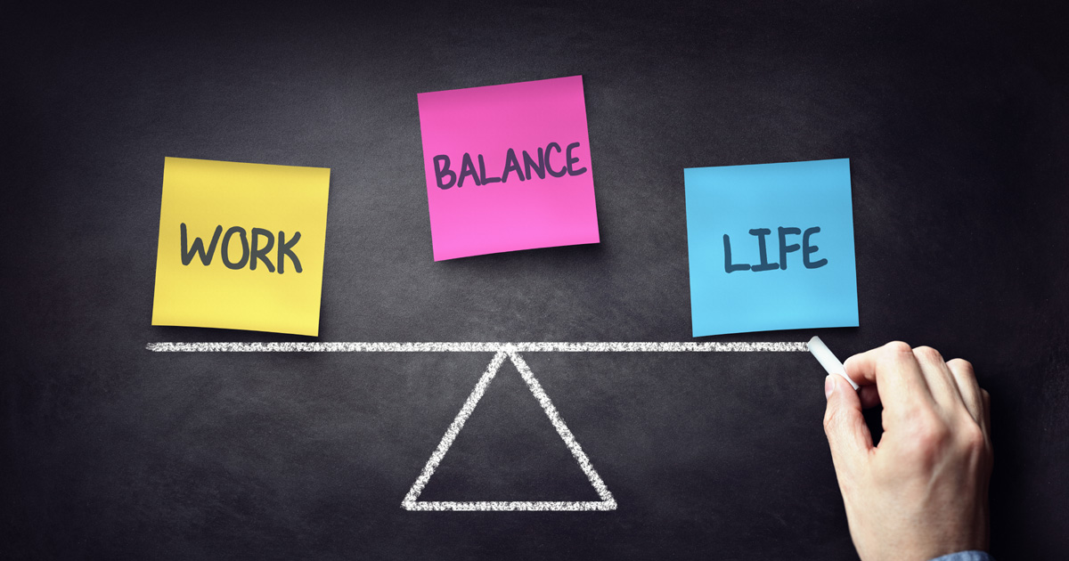 work balance life