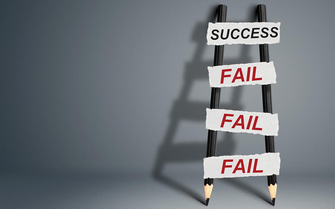 È vero che fallire è essenziale al successo?